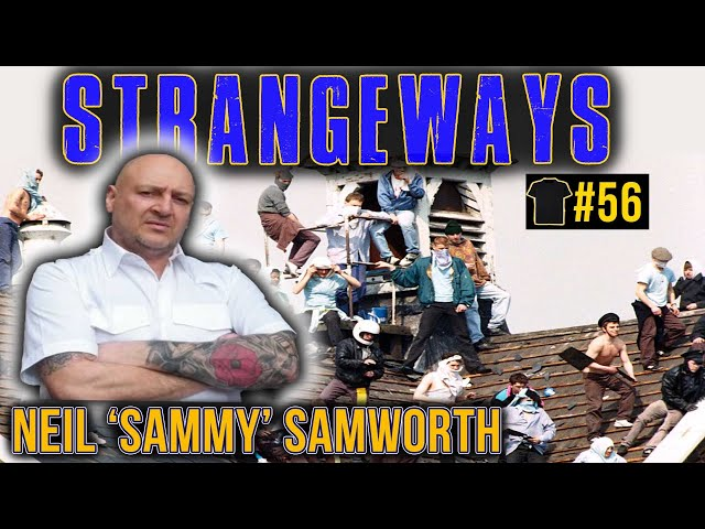 Prison Officer 'Strangeways' 11 Years | Neil 'Sammy' Samworth | HMP Manchester | Podcast