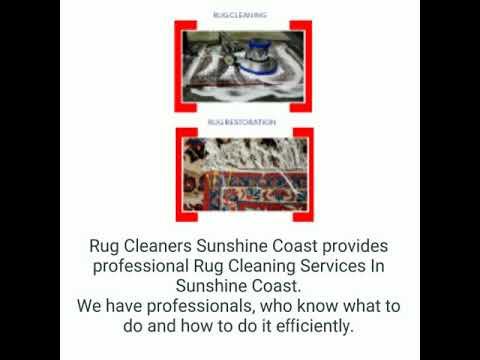 Professional Rug Cleaning Sunshine