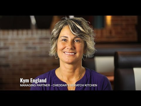 Faces Of Cheddar's Scratch Kitchen | Kym England