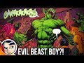 "Teen Titans ""Beast Boy Goes Evil"" - Rebirth Complete Story | Comicstorian"