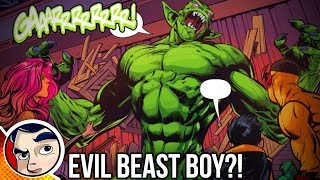 """Teen Titans """"Beast Boy Goes Evil"""" - Rebirth Complete Story"""