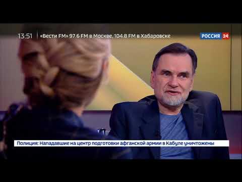 """Интервью на """"России 24"""". Сергей Сельянов. Эфир от 16.08.2018 - Вести 24"""