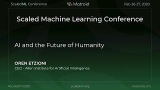 Oren Etzioni - AI and the Future of Humanity