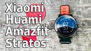 Xiaomi Amazfit Stratos полная настройка и II Они огонь