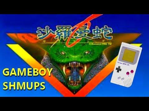 Gameboy Shmups