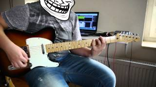 Kings of Leon - Rock City (Guitar cover)