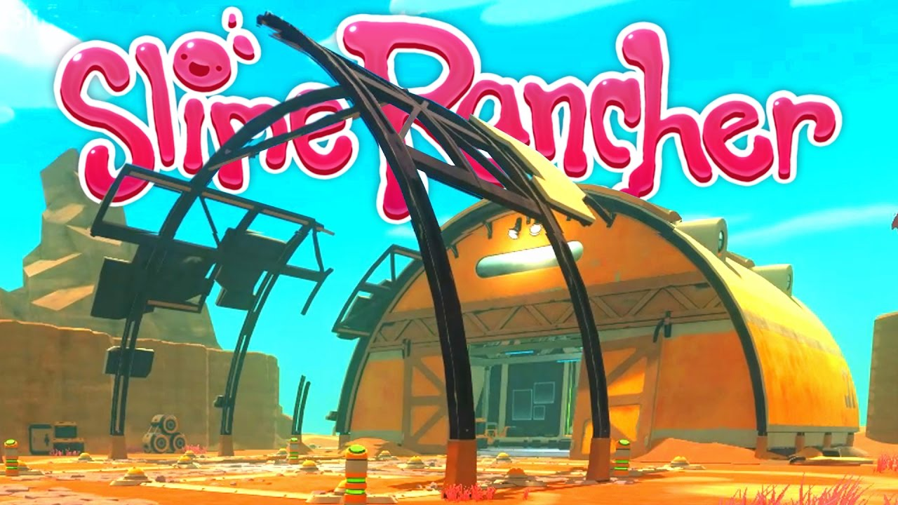 Slime Rancher Slime Science Update! - Unlocking the Lab! - Let's Play Slime Rancher Gameplay