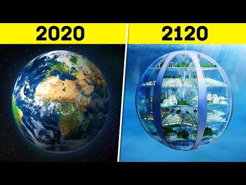 Wie die Welt in 100 Jahren aussehen wird