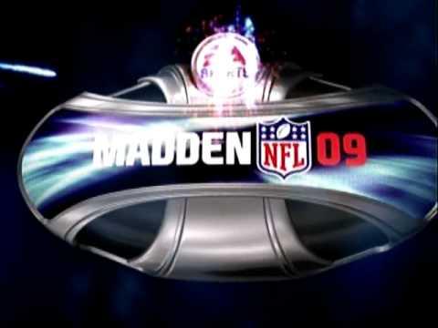 Madden 09 Intro  YouTube