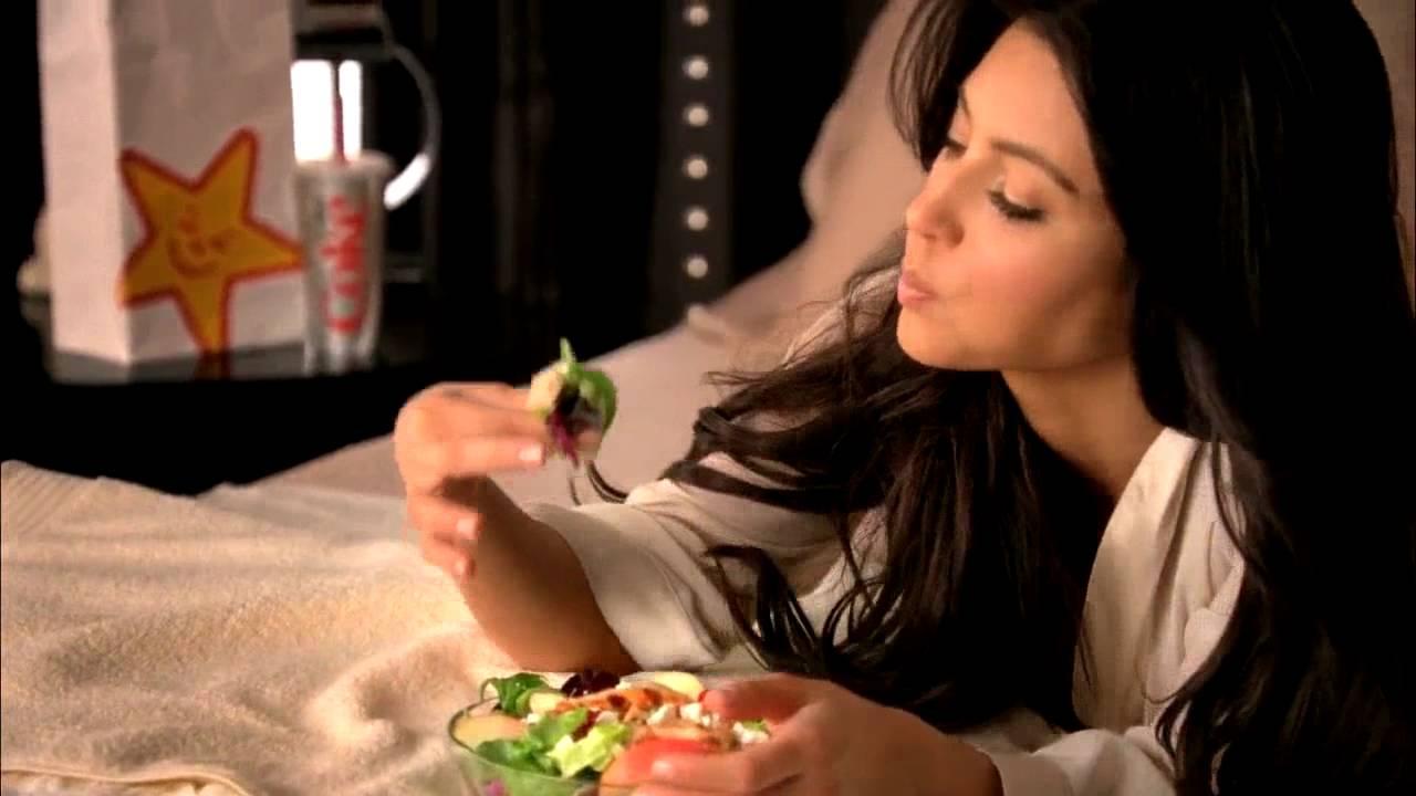 Kim Kardashian in un porno