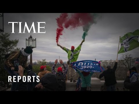 The Capitol Riot: Decoding Flags, Hate Symbols and QAnon Shirts | TIME