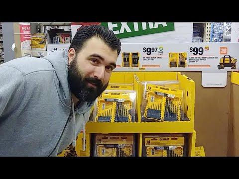 Dewalt tool box home depot canada