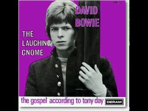David Bowie - The Laughing Gnome (2010 stereo mix)