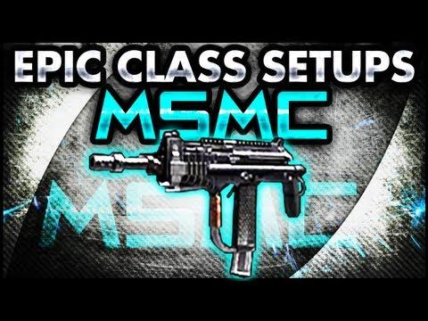 BO2 | Epic Class Setups: MSMC BEST CLASS LAYOUT (Black Ops 2 Weapon/Class Breakdown Series)