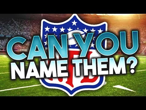 NFL Teams Whose Names Don't End In