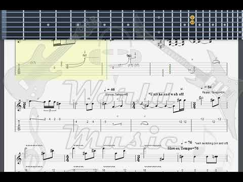 Hendrix, Jimi The Star Spangled Banner GUITAR TAB - YouTube