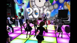 Happy New Year from London inSL (London City Gateway)