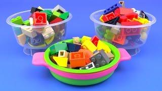 Лего Детали с Сюрприз Игрушкой Смешарики Человек паук LEGO Surprise Kikoriki Tom & Jerry