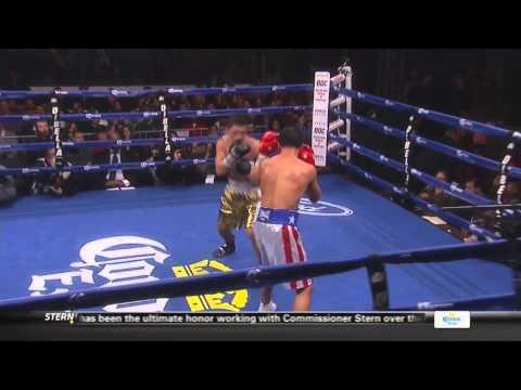 Luis Rosa vs Jorge Diaz in HD