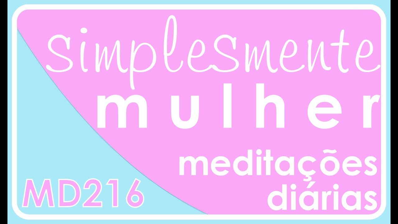 Simplesmente Mulher - MD216