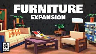 Furniture Expansion - Trailer