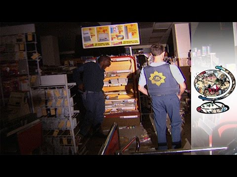 South Africa's Blood-Stained Crime Crisis (1996)