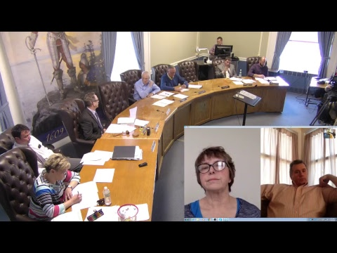 City of Plattsburgh, NY Meeting  4-5-18