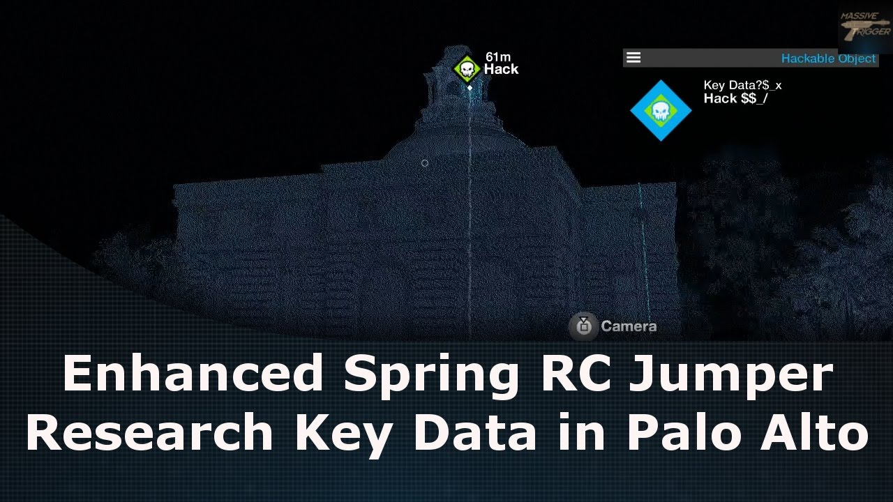 Rc Jumper Watch Dogs