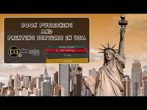 How to self publish a book successfully in USA