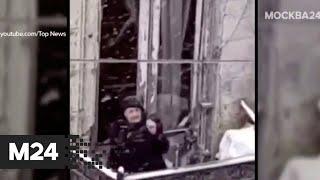 Фото В Тбилиси танцующая на балконе бабушка стала звездой соцсетей - Москва 24