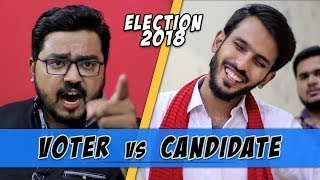 VOTER VS CANDIDATE | ELECTION SPECIAL | Kashan