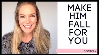 10 ways to make him fall for you | How to make a guy like you
