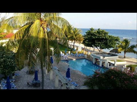 Montego Bay Jamaica (2016 Holiday INN Sunspree Resort Tour)