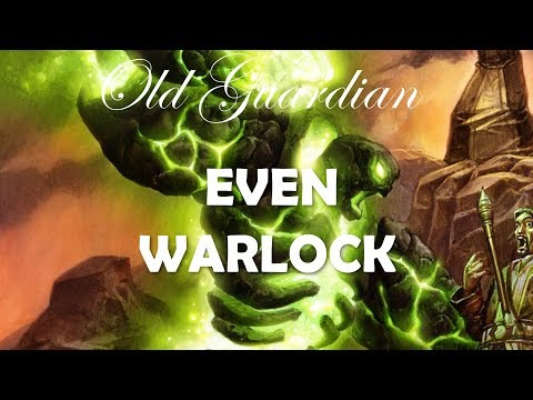 How to play Even Warlock (Hearthstone Boomsday deck guide)
