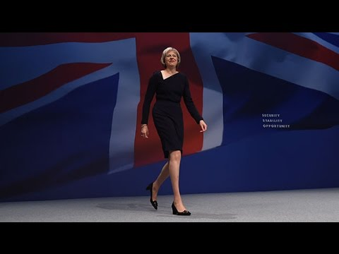 Theresa May: Who is the woman bidding to be the next Prime Minister?
