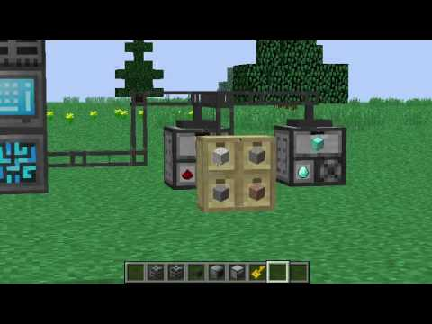 Modded Tutorial: How to use Refined Storage and Storage Drawers together