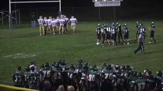 Colonials Football @ Marshfield 10/1/11