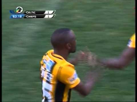 Bernard Parker S Goal Against Bloemfontein Celtic