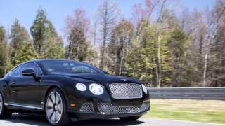 Bentley Continental GT W12 Le Mans Edition 2014 Videos