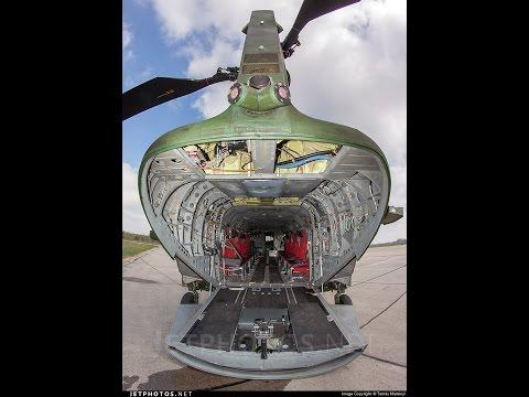 Сборка CH 47D Chinook от Trumpeter 1/72 часть 4