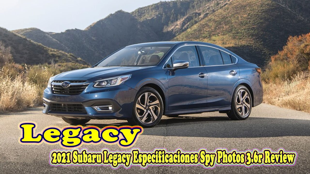 2021 Subaru Liberty Configurations