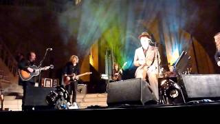 PALE BLUE EYES [HD] - EDWYN COLLINS AND PETE WYLIE LIVE IN LIVERPOOL 2010