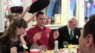 Конкурс на свадьбе.Музыкальная шляпа