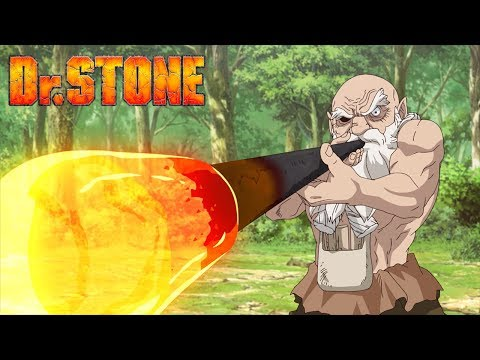 Dr. STONE - Official Episode 11 Preview