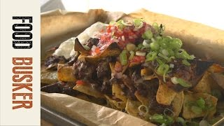 Beef Brisket Nachos | Food Busker