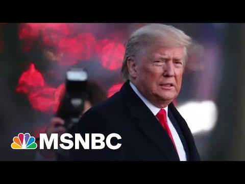 Trump Criminal Probe Heats Up As Top Executive Called To Testify