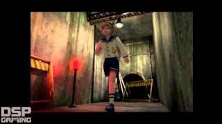 Resident Evil 2 playthrough pt45 - Small Girl vs. Vomiting Undead