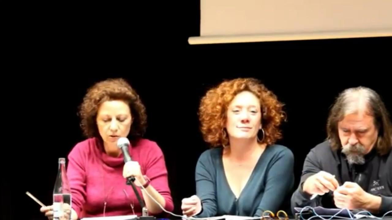 Arianne Sved - Podemos Barcelona - Jornada col·loqui Renda Bàsica - YouTube