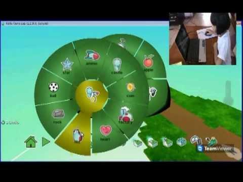 สร้างเกมส์ 3D ด้วย KODU