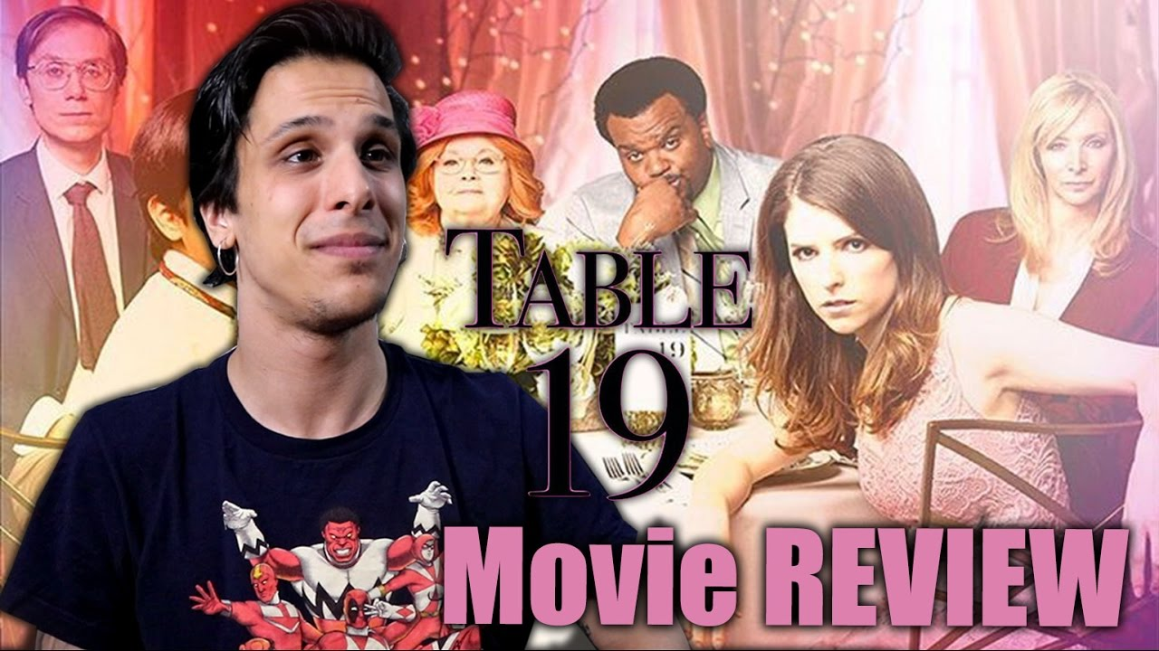 Table 19 Movie Review